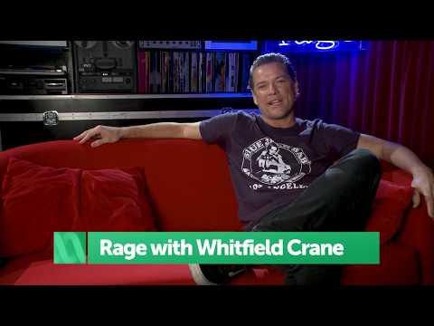 Ugly Kid Joe's Whitfield Crane on rage - November 18