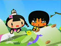 Pucca --- He Loves Me Not