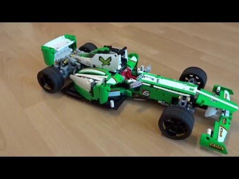 LEGO Technic 42039 full motorized model