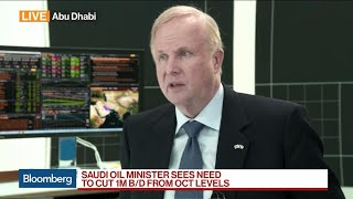 BP CEO Says Saudi Oil-Output Cut Is Likely to 'Firm the Price'