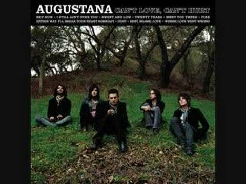 Augustana - Where Love Went Wrong