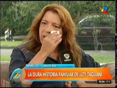 Lizy Tagliani hizo llorar a Marina Calabró con una frase que emocionó a todos