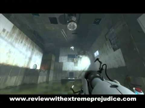 Review With Extreme Prejudice - Portal 2