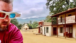 Paramount Movie Ranch  - Western TV Town / Birthplace of 3D Films