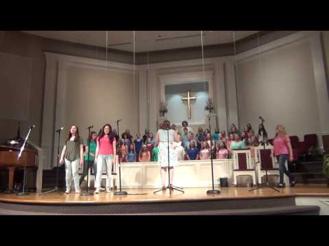 Sing Jubilate Deo-Jerry Estes- Anderson County Middle School