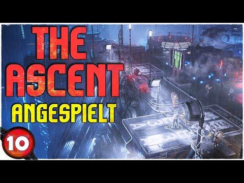 The Ascent Deutsch 🔴 Reingeschlichen (10) [2K]