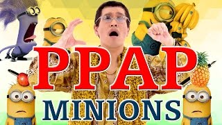 Minion Song PPAP Song - Minions Cover PPAP Song (Pen Pineapple Apple Pen Banana)