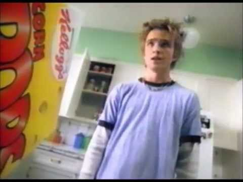 1999 Corn Pops Commercial (Aaron Paul)