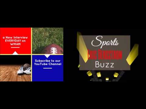 Sports Buzz with Eric Bergstrom Featuring: Austin Tachick
