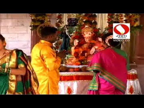 Mazya Hakela Dev Mazha Dhavla I Ganesh Chaturthi Hit Song I Marathi Koligeet video