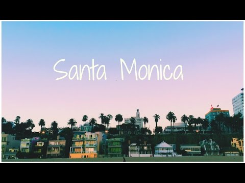 Summer in L.A. 2015 : Santa Monica | DoseofDayana