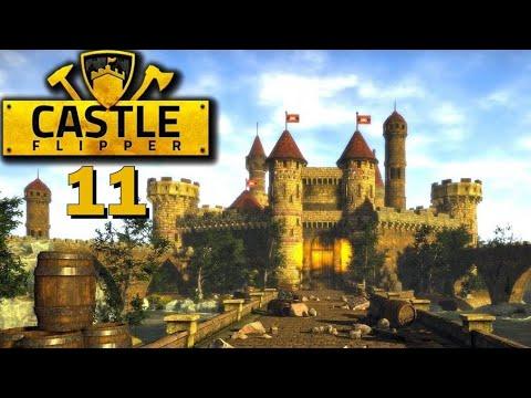 Castle Flipper #11: Endlich, das erste Schloss! [Let's Play][Gameplay][German][Deutsch]