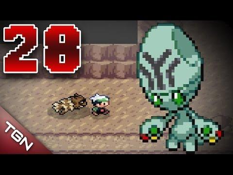 Pok mon edici n reloaded beta 14 ep 28 cueva for Gimnasio 8 pokemon reloaded