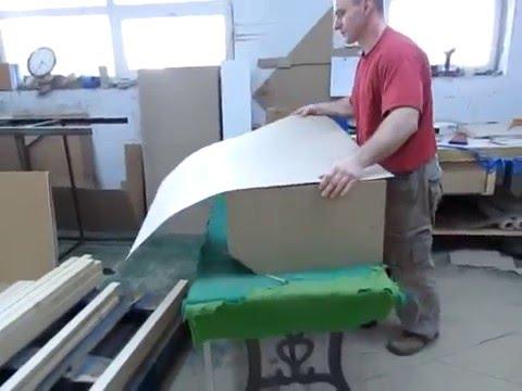 Работа обивщиков мебели и швей