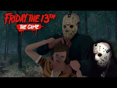 Friday the 13th the game - Gameplay 2.0 - Jason part 3