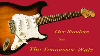 Ger Sanders  With The Tennessee Walz
