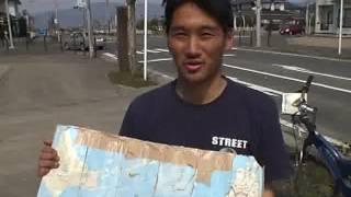 名水ハンターのファン、仙台に現る
