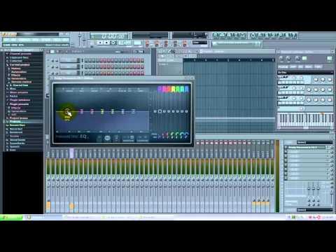 Sub Bass in FL Studio with 3xOsc
