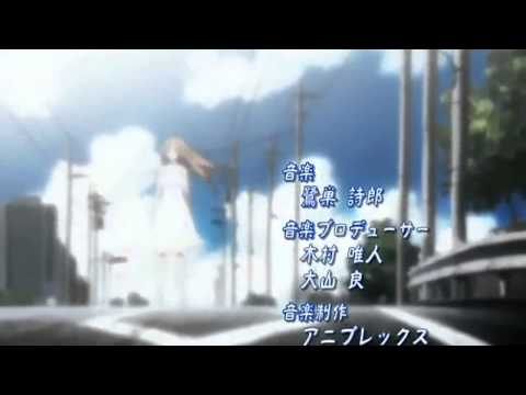 Bleach Opening 6 Alones - Aqua Timez video