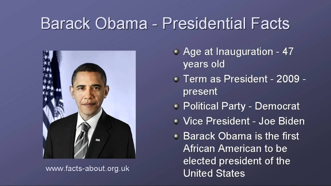 President Barack Obama Biography - YouTube