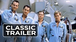 Apollo 13 Official Trailer #1 - Tom Hanks Movie (1995) HD