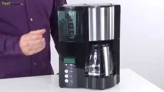 Test: Melitta Optima Timer Kaffeemaschine