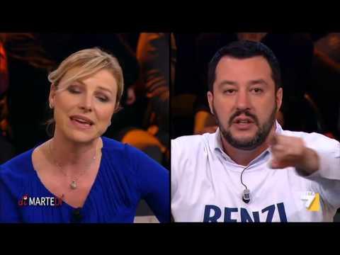 L'IMMIGRAZIONE NON È UN DIRITTO! [Compilation DiMartedì - 17/02/2015]