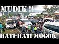 MUDIK!! Hati hati Mobil Mogok Di Kemacetan & Tanjakan