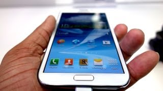 Samsung Galaxy Note II_ Hands-On