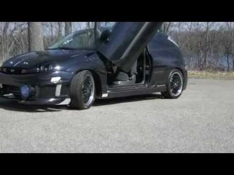BOSS-Super Street edition Ford Focus ZX3 (aftermarket)