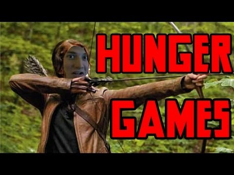 Minecraft: Hunger Games w/Mitch! Game 46 - New Map!