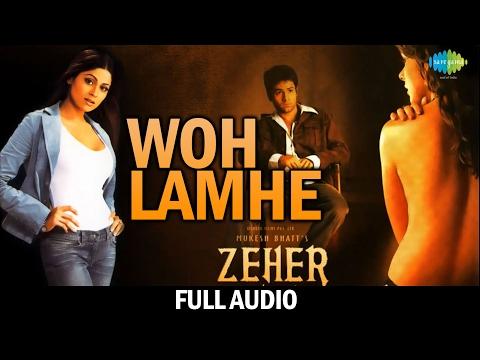 Woh Lamhe Woh Baatein - Atif Aslam - Emraan Hashmi - Zeher 2005...