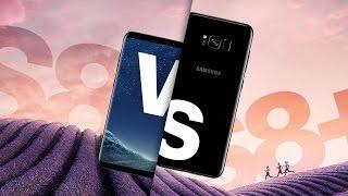 SAMSUNG GALAXY S8 VS S8+, ¿CUÁL COMPRAR?
