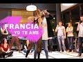 Carlos Espinosa y M Angeles (Dale sensual Francia 2017) -