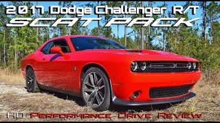 HD Performance Drive Review - 2016 DODGE Challenger R/T SCAT PACK 6.4L