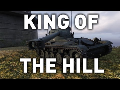 World of Tanks || AMX 13 90 - King of the Hill