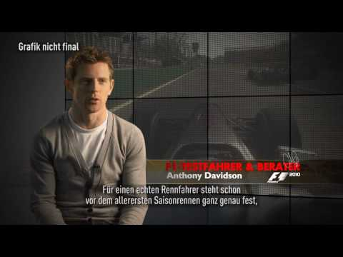 F1 2010 | developers diary #5 (2010)