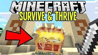 Minecraft | TREASURE HUNTING Tips & Tricks! | Minecraft Survival Let's Play Tutorial Ep 7