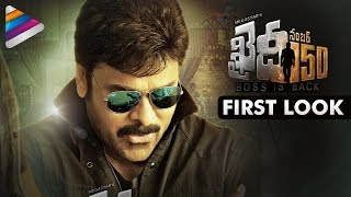 Khaidi No 150 FirstLook Motion Poster