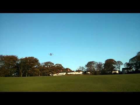 Turnigy H.A.L hexacopter testing