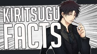 5 Facts About Kiritsugu Emiya - Fate Zero/Fate Stay Night/Unlimited Blade Works