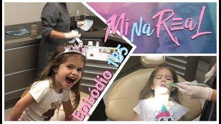 MiNa ReAl   Feriado em Floripa e visita à dentista