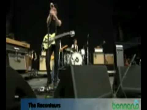 The Raconteurs Live Bonnaroo 2008 Blue Veins Jack White solo
