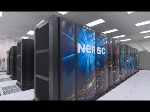 Edison - A New Cray Supercomputer  Advances Discovery at NERSC