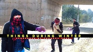 THINGS DURING WINTER || Easy4Us || E4U