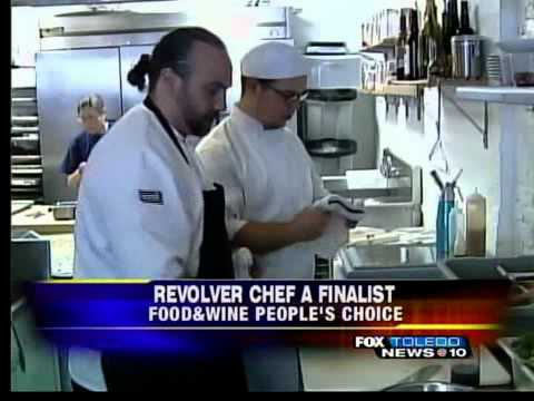 Chef Michael Bulkowski up for national magazine award