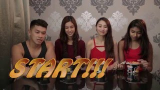 The Next Miss Universe Malaysia 2016 | Dennis Yin: Korean Fire Noodle Challenge