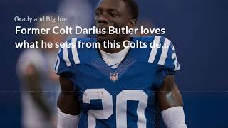 Former Colt Darius Butler Loves This Colts Defense