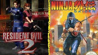 Ninja Gaiden Trilogy - En Español