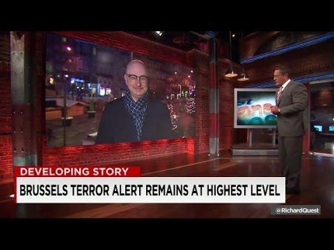 Brussels terror alert remains at highest level